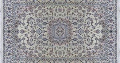 ペルシャ絨毯ナイン産買取